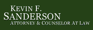 Kevin F. Sanderson, Chartered | Call 941.244.0468 for a consultation